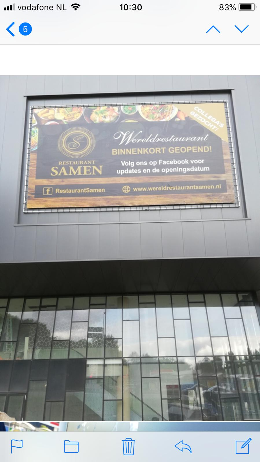 Restaurant Samen