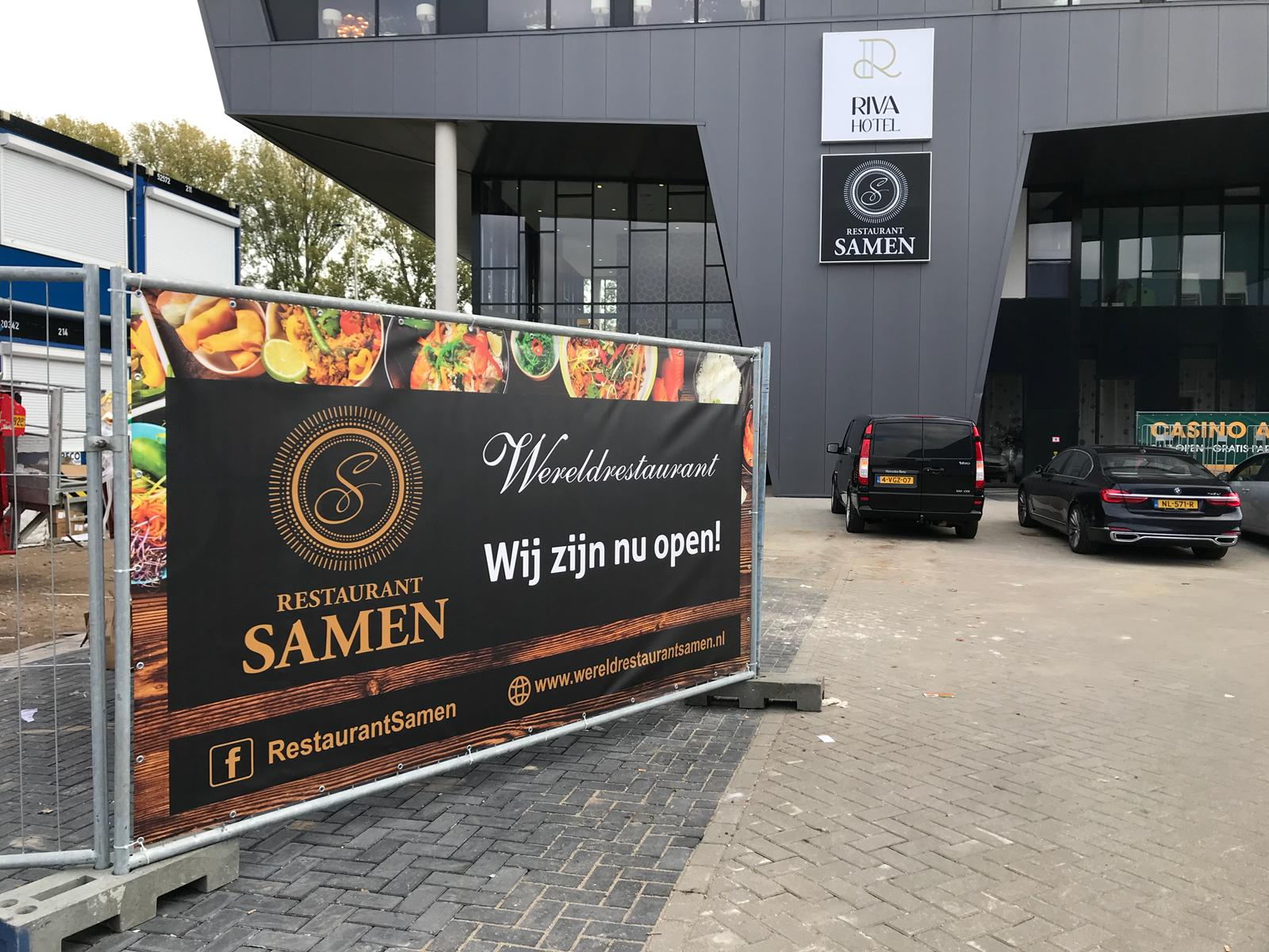 Spandoek Wereld Restaurant Samen