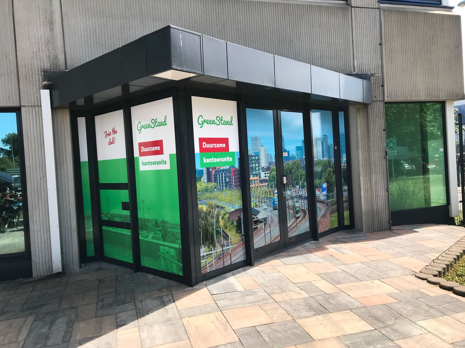 Greenstand Rotterdam