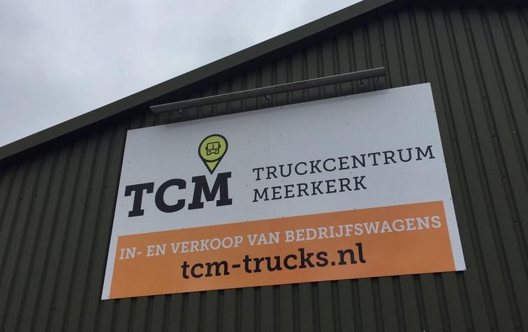TCM gevelreclame