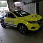 Carwrap voor Medical Events