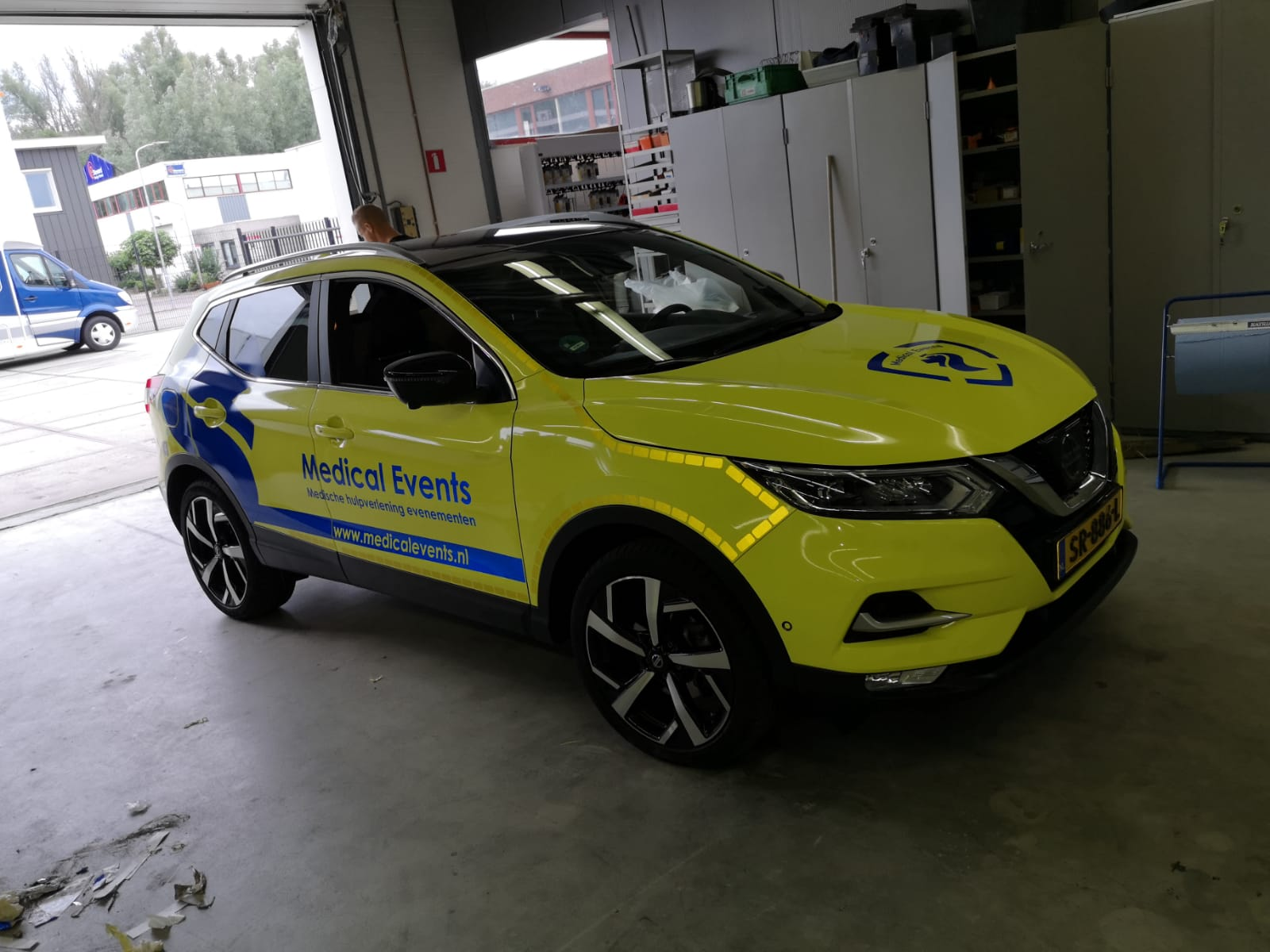 Carwrap voor Medical Events