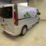 Auto belettering voor Hoveniersbedrijf Jesse Pijnenburg