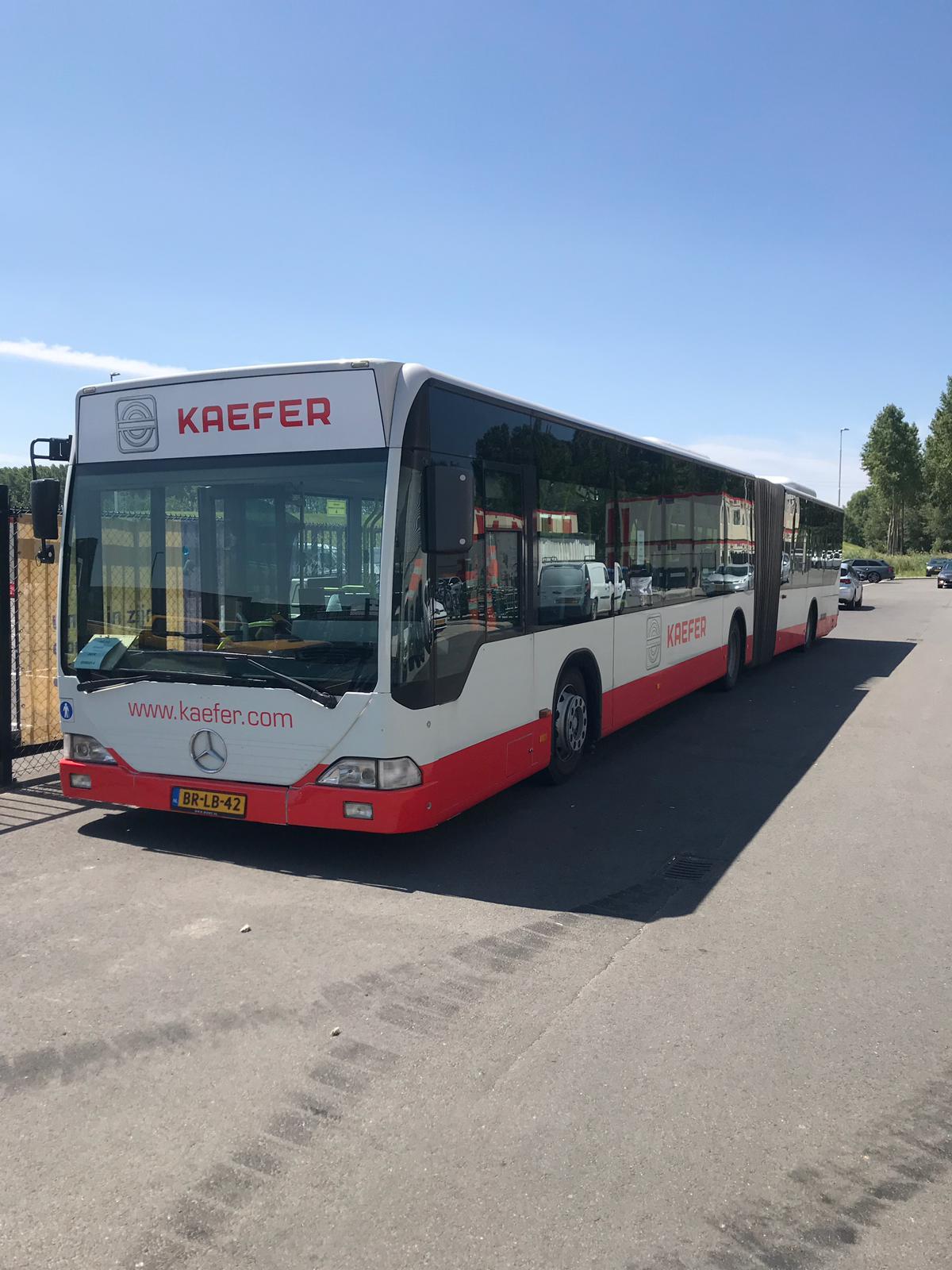 Kaefer bus project