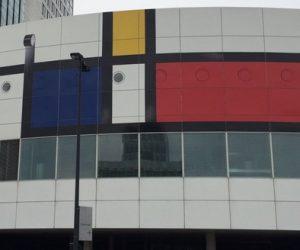 kleuren vlakken gebouw 4